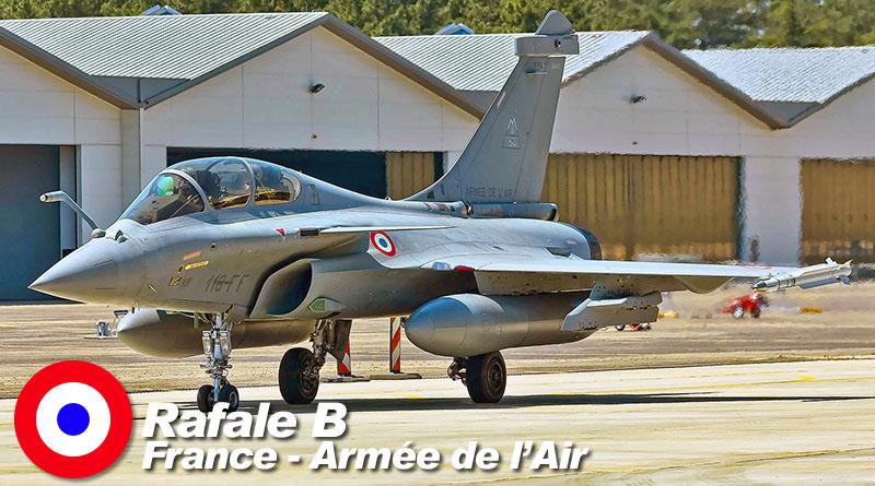 Rafale B – 118-FF – ECE 5/330 – France – Armée de l'Air – 2014