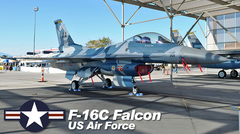 F-16C – 86-0269 – 57th FW – USA – US Air Force – 2012