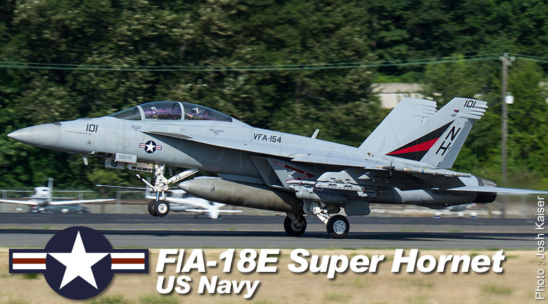 F/A-18F – 166874 – VFA-154 – USA – US Navy – 2015