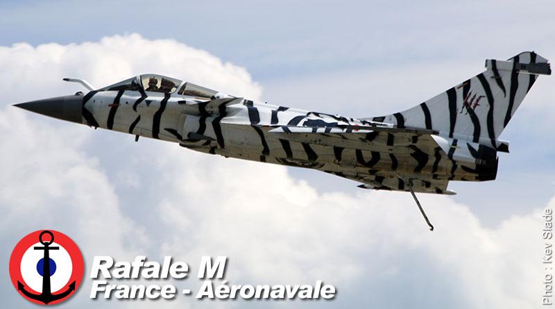 Rafale M – 36 – Flottille 11F – France – Aéronavale – 2017