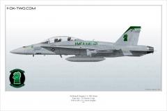 186-F-A-18D-VMFA-121