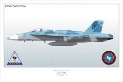 191-F-A-18C-NSAWC-163458