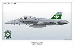 345-F-A-18D-VMFAT-401-164049