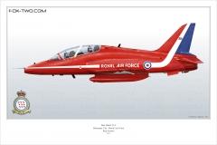 151-Hawk-T1a-Royaume-Uni-Red-Arrow