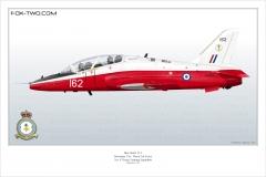 393-Hawk-T1A-UK-XX162-blanc