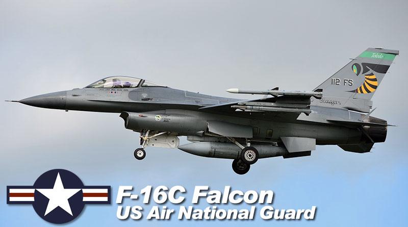 F-16C – 89-2112 – 180th FW – USA – OH ANG – 2015